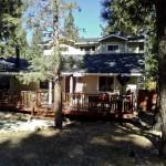 Big Bear House Summer